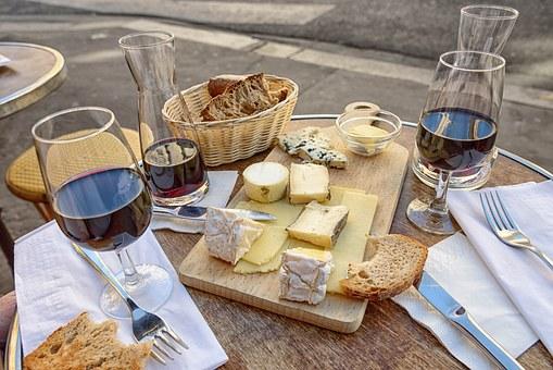 Comer y beber en París