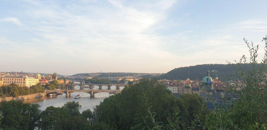 Letna Park uno de los 12 lugares imprescindibles  que visitar en Praga