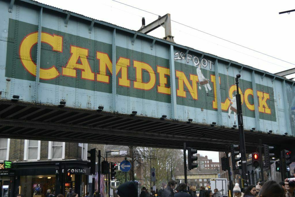 foto del cartel de Camden